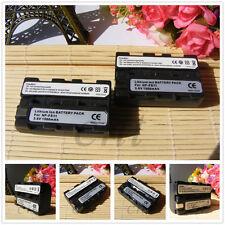 2X NP-FS11 NP-FS10 Battery for SONY NP-F20 NP-F30 NP-FS20 NP-FS21 NP-FS33 NEW