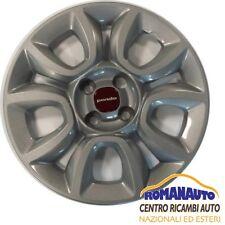 *1 COPPA RUOTA Cerchio 15'' Copricerchio Singolo FIAT PANDA 2012   4X4 (Borchia)