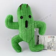 "Cute ! Final Fantasy cactuar 24cm/9.6"" Soft Plush Stuffed Doll Toy"