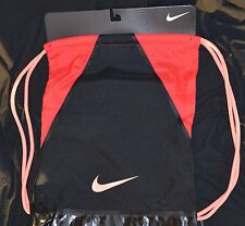 Nike Varsity Gymsack Athletic School Sports Hiking Backpacks NWT