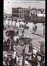 ORAN (ALGERIE) CASERNE animée en 1930
