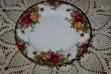 Royal Albert England - Old Country Roses - 6 1/4-inch Bread Plate (Ex. Cond.)