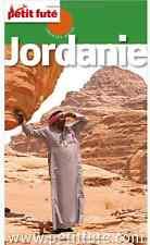 Carte touristique Guide voyage Petit Futé  JORDANIE 2012 2013 NEUF DVD INCLUS !