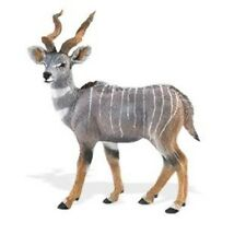 Pequeño Kudu 10 cm Serie Animales salvajes Safari Ltd 296229