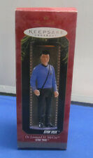 Hallmark - Keepsake Christmas Ornament - Star Trek - Dr. Leonard H. McCoy