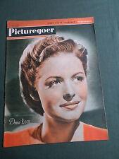 PICTUREGOER - UK MOVIE MAGAZINE - 11 JULY 1942 - DONNA REED - TERESA WRIGHT