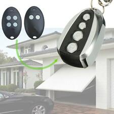 Universal 4 Buttons 433mhz Garage Door Remote Control Key Fob For BFT MITTO4 2M