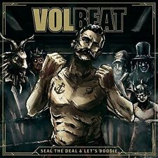 Volbeat - Seal The Deal & Let's Boogie [New Vinyl] With CD, UK - Import