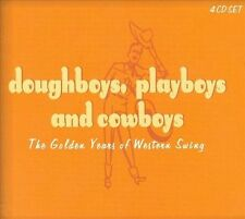 DOUGHBOYS PLAYBOYS & COWBOYS GOLDEN YEARS OF WESTERN SWING BRAND NEW CD BOX SET