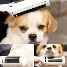 Electrostatic Static Cloth Lint Dust Dog Pets Hair Cleaner Remover Brush Sweeper