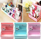 Cosmetic Organizer Clear DIY Makeup Drawers Holder Case Box Jewelry Storage NICE