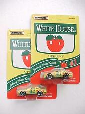 "1992 Matchbox White House Racing Team 41 Apple Juice Johnny ""Juice"" Smith driver"