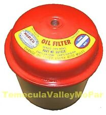 Sealed-Can Oil Filter w/MoPar Decal For 1955-1959 Plymouth - Dodge Six
