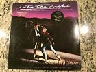 INTO THE NIGHT SOUNDTRACK OST PROMO BLUES BB KING RARE OOP VG+ COVER/VG VINYL LP