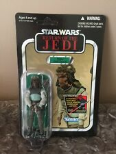 Star Wars Vintage Collection VC99 NIKTO ( SKIFF GUARD ) ~ NEW & UNPUNCHED