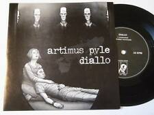 "ARTIMUS PYLE / DIALLO - split 7""inch/NEW Discharge, His Hero Is Gone, Masakari"