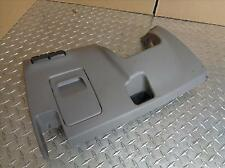 2004 SUBARU FORESTER 2.5 STEERING COLUMN UNDER TRAY COVER PANEL CRUISE OEM 04