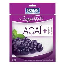 Bioglan Superfoods Acai Berry Plus 50g Nutrients Minerals Antioxidants
