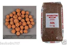 50L Bag ORIGINAL GIANT Hydroton Clay Pebbles Mother Earth Expanded Rock 15-25mm