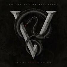 BULLET FOR MY VALENTINE Venom Deluxe Edition CD BRAND NEW Bonus Tracks