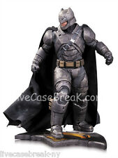 2016 DC Collectibles Dawn Of Justice Batman Ben Affleck ARMORED 12.5 Inch Statue