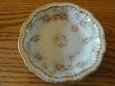 "Gorgeous Theodore HAVILAND Limoges France PRINCESS DOUBLE GOLD 5 5/8"" Bowl"