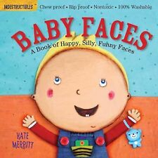 Indestructibles Ser.: Indestructibles: Baby Faces (2012, Paperback)