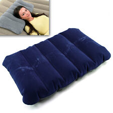 Inflatable Original Intex Travel Rest Air Pillow Fabric Comfort Waterproof - 01