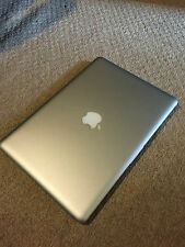 "Mid-2012 MacBook Pro 13"", 500gb SSD, 2.5 GHz Core i5, 4 GB ram"