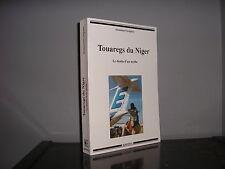 Touaregs du Niger par Grégoire Afrique Sahara