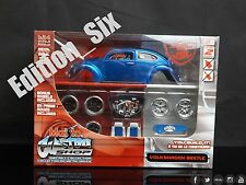 Maisto Custom Shop 1:24 Volkswagen VW Beetle model kit Classic Modified Car NEW