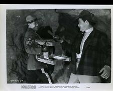 Jim Bannon Dangers Of The Canadian Mounted '48 Serial Original 8x10 Photo #J9245