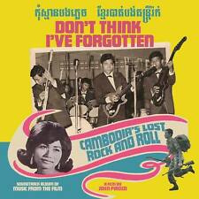"""DON'T THINK I'VE FORGOTTEN"": CAMBODIA'S LOST ROCK & ROLL FILM SOUNDTRACK RSD"