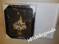 LE 1000 shanghai disneyland disney resort Grand Opening Jumbo Pin castle Frame