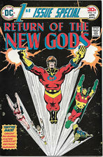 1st Issue Special Comic Book #13 Return of the New Gods, DC 1976 VERY FINE-