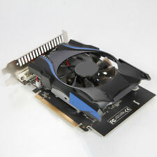 Vamery 2GB 128Bit DDR3 PCI-E 3.0 x 16 Desktop PC Video Graphics Card with CD-ROM