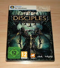 Computerspiel PC Game Spiel - Disciples III 3 - Resurrection
