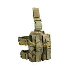 MULTICAM Combat MOLLE Drop Leg Pouch for 5.56 mm .233 CAL mag (Condor MA65)