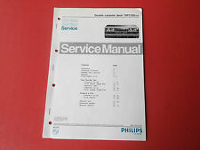 Philips 70FC320 Cassettendeck orig.Service Anleitung Manual