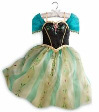 Frozen Anna Coronation Costume Dress NEW! Disney Store, Size 9/10 RETAIL $49.95