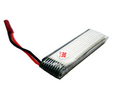 3.7v 600 mAh  rechargeable Lipo Battery JST-Plug For RC Drone Helicopter 701855