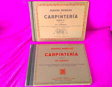 NUEVOS MODELOS DE CARPINTERIA, J. ARTIGAS 1911