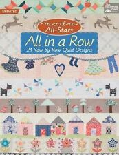 Moda All-Stars: Moda All-Stars All in a Row : 24 Row-by-Row Quilt Designs 1 by T