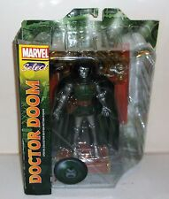 New Marvel Select Doctor Doom Action Figure Sealed Diamond Select Toys