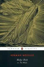 Moby-Dick or, The Whale (Penguin Classics)-ExLibrary