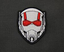 Ant Man Helmet Morale Patch Velcro Scott Lang Ant-Man