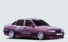 Rieger Front alerón labio para Opel Vectra A para trasera escalonada a partir de 1993
