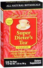 Laci Le Beau Super Dieters Tea All Natural Botanicals