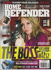 Gun World Home Defender Magazine WINTER 2013,THE ULTIMATE GUIDE TO PERSONAL SAFE