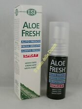 ESI Spray Alito fresco ALOE Fresh 15ml menta forte fresh breath mint aliento